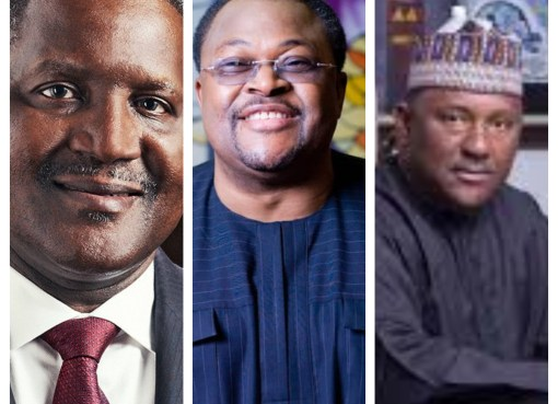 Dangote, Adenuga, Rabiu's Wealth Plunges By $748m