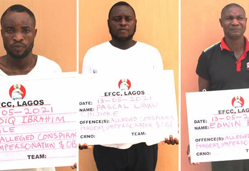 """""""Be Vigilant, Demand Proper Identification From Officers"""" - EFCC To Nigerians"""