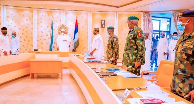 FG Approves Establishment Of National Centre for the Control of Small Arms and Light Weapons