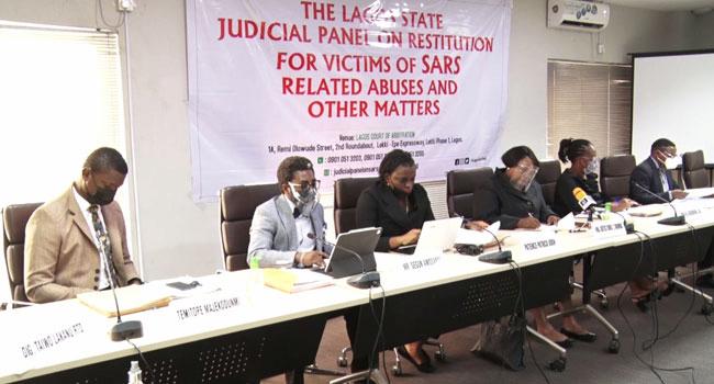 #EndSARS: Lagos Judicial Panel Wards ₦13.5m To 3 Victims