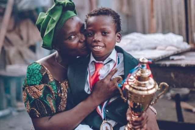 Meet Ferdinand, Nigeria's Champion Chess Player