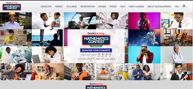 QuickLearning Launches Africa's Biggest Mathematics Contest In Nigeria