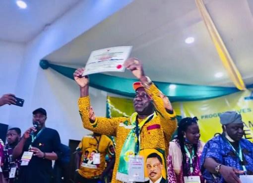 Soludo Emerges Winner Of Anambra State APGA Guber Primary