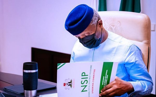 Osinbajo: Buhari Will Deploy Commonsensical Approach To Alleviating 100m Nigerians From Poverty