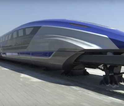 China Debuts World's Fastest Train