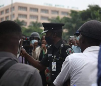 BREAKING: Sowore Arrested At Nnamdi Kanu's Trial