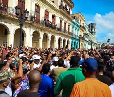 Internet In Cuba Restored, Social Media Remains Blocked