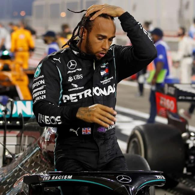Lewis Hamilton Faces Racial Abuse On Social Media