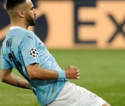 Manchester City Set To Renew Mahrez's Contract