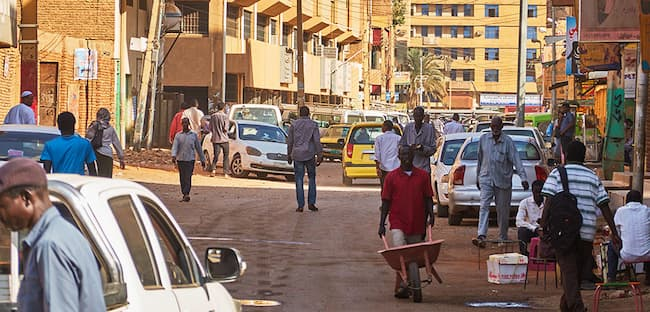 Sudan's Economy Records 400% Inflation In June