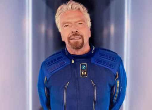 Virgin Group Founder, Richard Branson, Journeys To Space