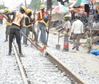 CCECC Pays Railway Graduate Construction Workers As Low N950 Daily