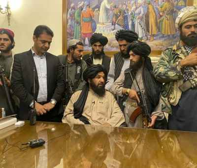 Taliban Shuts Down Women Affairs Ministry In Afghanistan