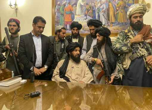 Taliban, Russia, China To Jointly Address Regional Security