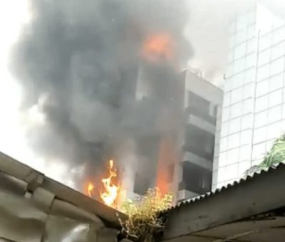 NPA Did Not Lose Sensitive Documents In Headquarters Fire Incident