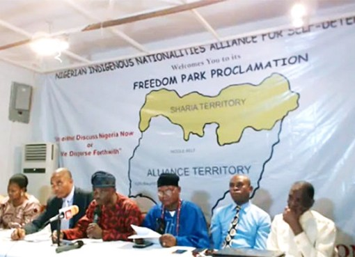 Nigerian Indigenous Nationalities Alliance for Self-Determination