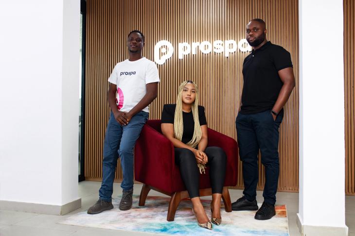 Fintech Start-up, Prospa, Raises $3.8M Pre-Seed Fund