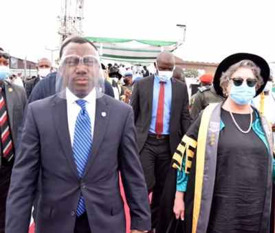 PICTURES: Baze University Holds Convocation Ceremony, Commissions Private Teaching Hospital
