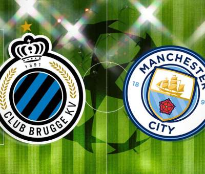 Club Brugge vs Man City
