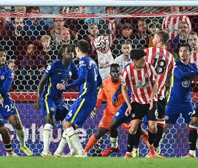 Chelsea Secures Narrow Win Against Brentford, Moves To Top Of Premier League