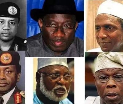 ANALYSIS: Benefits of Nigeria's Ex-Presidents, Deputies Gulp N9.2bn in 4 Years