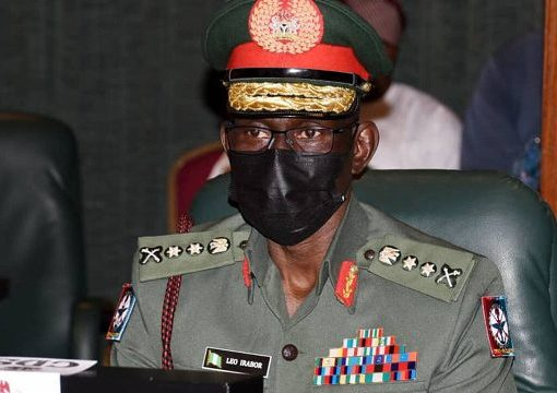 Military Will Not Accept Division Present in Nigeria's Polity From Officers - CDS