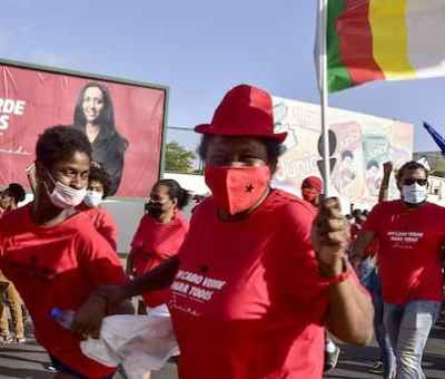 Presidential Elections Begin In Cape Verde Amid Hopes For Economic Revival