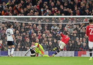 Ronaldo Scores Winner As Manchester United Thumps Atalanta