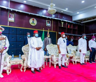Southeast Governors Resolve To End IPOBs Sit At Home Directive