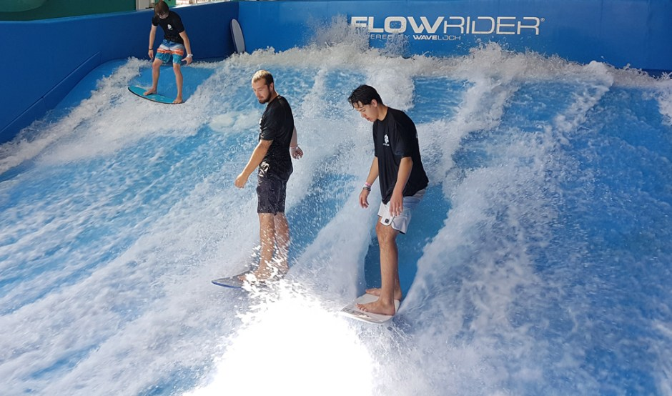 Adventure Bay Flow Rider, Eggs-tra Special Adventure Bay Easter Weekend