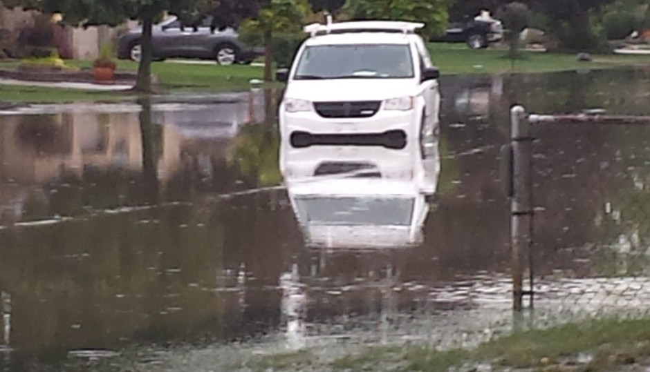 City of Windsor Responds to Flooding