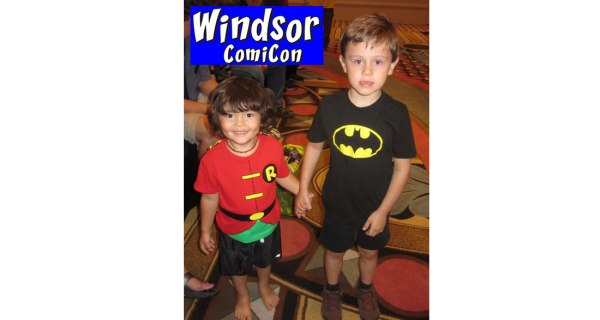 Windsor Comicon 2017