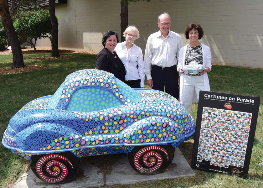 CarTunes Started Parade To Arts Self-Sufficiency