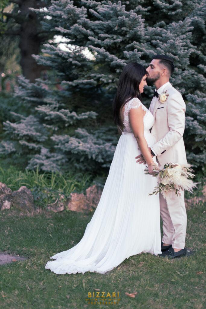 Photo de Couple à la Villa Quélude