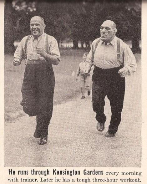 Life Mag 1939 - 3 Maurice Tillet