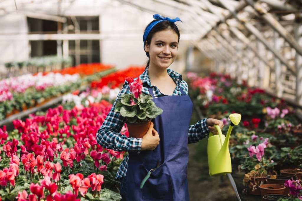 Ідеї для бізнесу 2021: Вирощування квітів