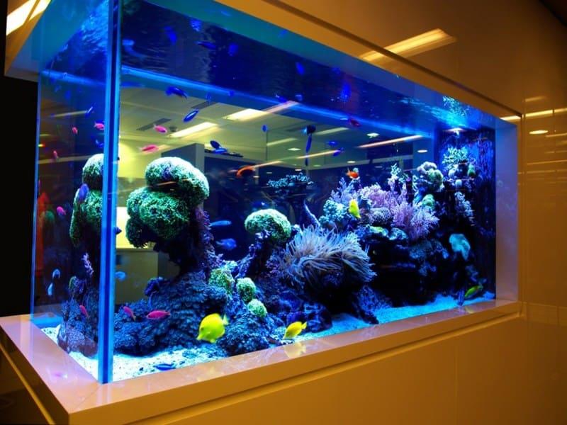 Виготовлення акваріумів