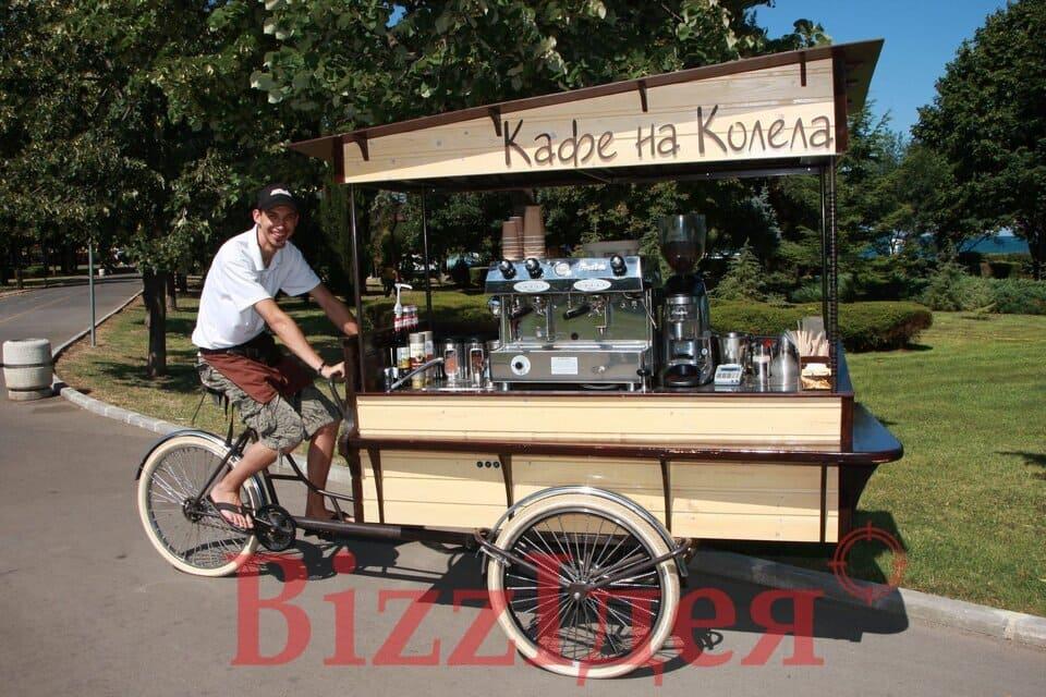 Кава на колесах