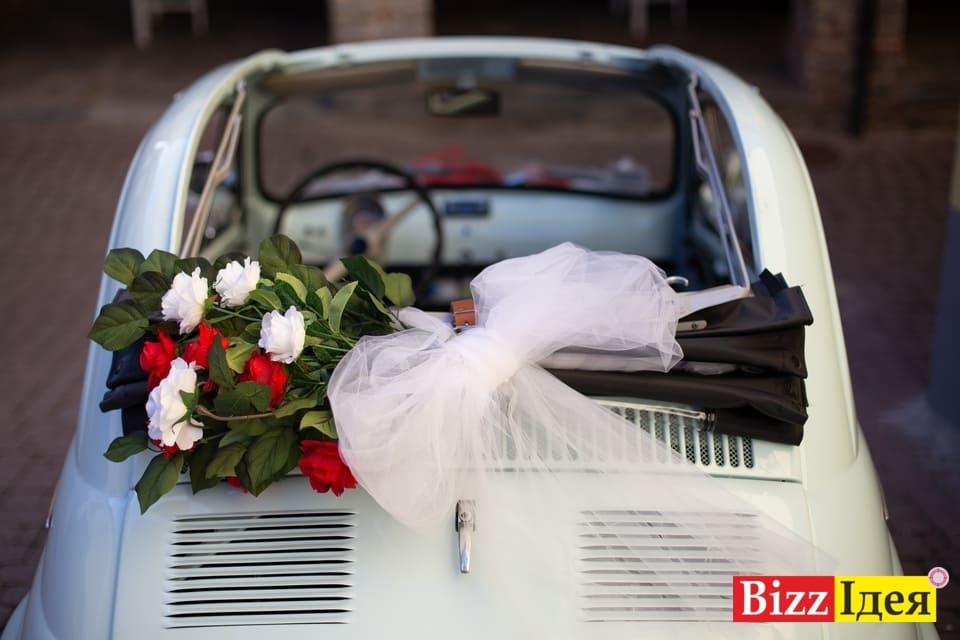 Прокат весільних авто