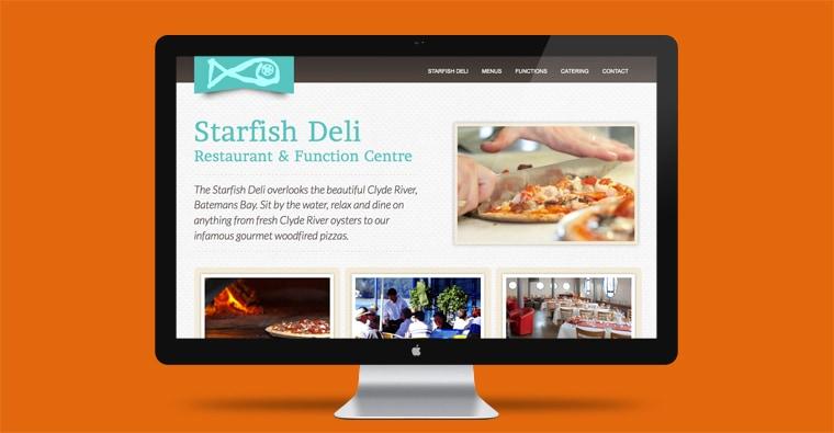 website design batemans bay