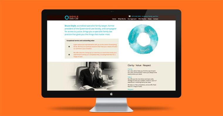 family law website