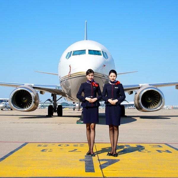 公务机在线-GEOSTAR中国企业家飞行俱乐部春节特辑-华龙航空旗下BBJ公务机