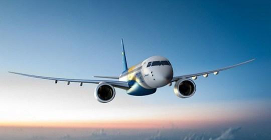 E195-E2商用飞机