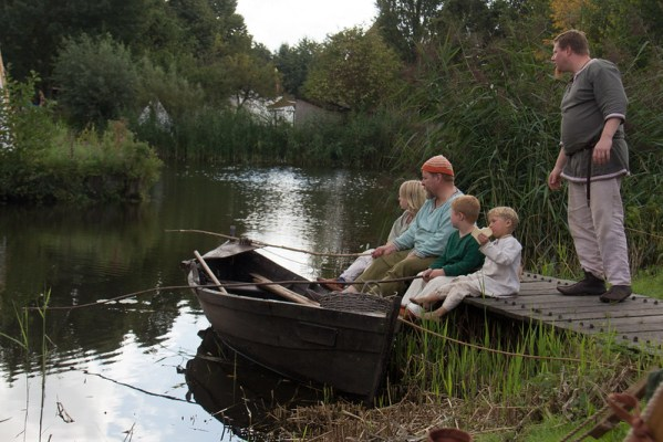 famille-viking-a-la-peche