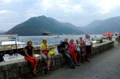 Po obede a prehliadke čakáme na loď do Tivatu, kde nás čaká autobus.