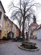 V uličkách Rantenbergu.