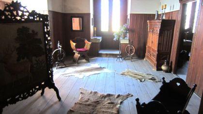 Pánsky salón.