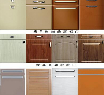 kitchen cabinet door french country style accessories 厨柜门用什么材料好 资讯 新浪装修抢工长