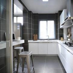 Kitchen Floor Tile Hgtv Design 厨房地砖用大砖还是小砖好 资讯 新浪装修抢工长