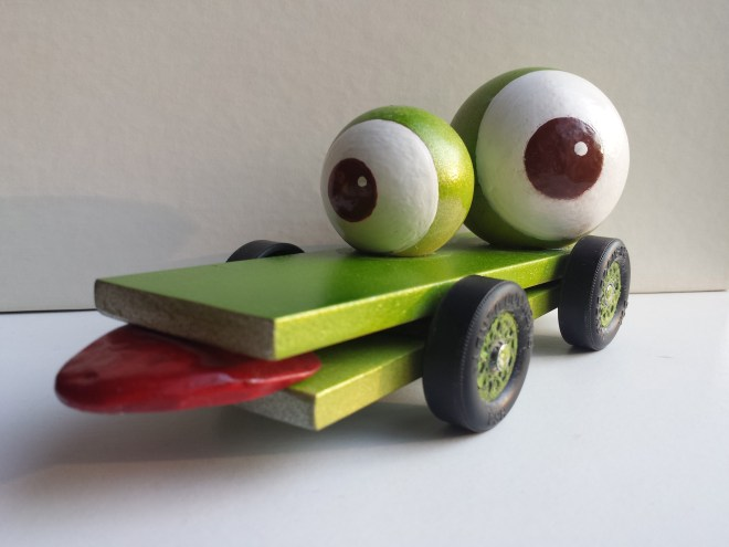 Bjella Pinewood Derby 2014